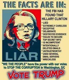 She is her worst enemy, and liability in the presidential race. Why then should anyone vote for this walking disaster?!?