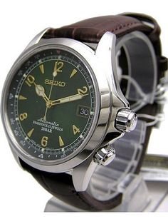 Seiko Automatic Alpinist Watch SARB017