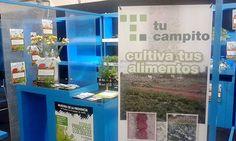 Tucampito en II Feria de productos ecológicos de la Provincia de Sevilla 2016