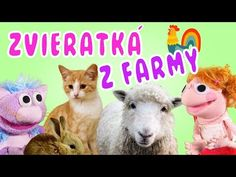 Farmy, Farm Animals, Teddy Bear, Youtube, Education, Toys, School, Fictional Characters, Activity Toys