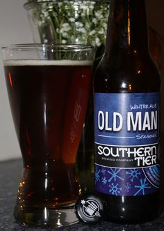 #CraftBeer Review - #SouthernTier Old Man Winter Ale