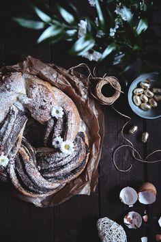 St[v]ory z kuchyne | Chocolate and Poppy seed cake