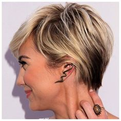 short brown hair with highlights | ... for Short Hair Boys and Girls : Short Brown Hairstyles With Highlights