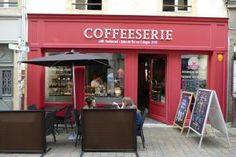 Coffeeserie, Metz, Café, Cupcakes, Frankreich