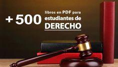 +500 libros jurídicos en PDF para estudiantes de Derecho - Oye Juanjo!