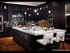 Gorgeous cabinetry