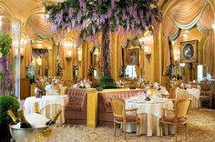 My husband took me to L'Espadon at the Ritz in Paris this spring for an afternoon brunch. Beyond amazing!! Service & food was impeccable! I want to go back to Paris!!!