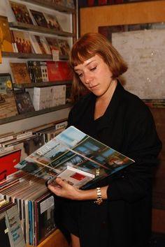 Chloe Sevigny - hipster saint