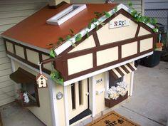 27 Innovative Doghouse Designs | DIYNetwork.com