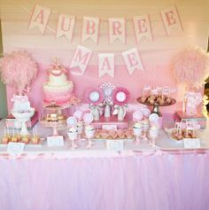 Amanda's Parties TO GO: Ballet Baby Shower Party