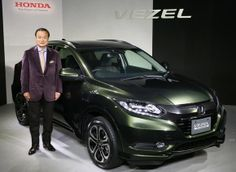 Honda Vezel seeking to win back youth market with affordable SUV- Nikkei Asian Review