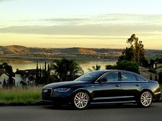 The beautiful 2012 Audi A6 #cars