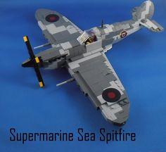 Supermarine Sea Spitfire   Flickr - Photo Sharing!