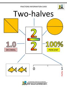 fractions made easy halves 2