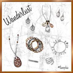 lia sophia f/w14 Wanderlust Collection