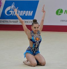 Arina AVERINA (Russia) Ball @ Grand Prix Moscow 2018/02/18-15 ☘☘ Photo from ✍Asyas_rg_photos (Russia).