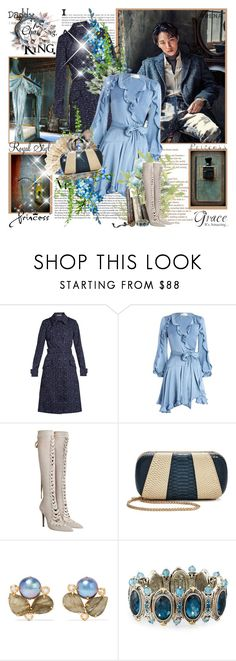 """"""",, I'll be your princess, if you will be my prince……. """""""" by purplecherryblossom ❤ liked on Polyvore featuring Bottega Veneta, Zimmermann, GUESS by Marciano, Bounkit and Konstantino"""