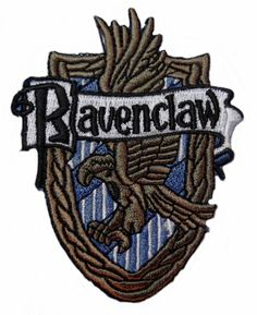 """Patch up your Muggle clothes with this <a href=""""http://amzn.to/2dTKIbd"""" target=""""_blank"""">Ravenclaw crest</a>."""