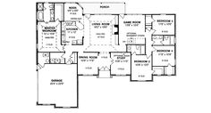 Tri Level House Plans in addition Caribou House Plan together with House Plan Publications together with Tri Level House Plans as well Home Plans With Main Floor Master Bedroom. on jim walter homes house plans