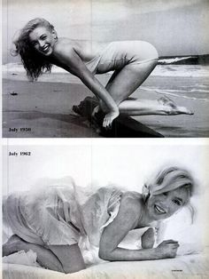 Remembering Marilyn Monroe in Life Magazine 1962