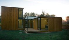 Detalle interior. Vivienda #Addomo #hormigon #arquitectura #diseño #modular addomo.es