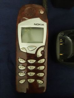 New Nokia 5180iP Cell Phone