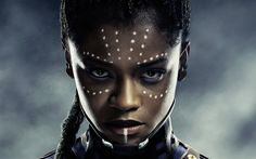 Shuri and the women of the Dora Milaje were standouts in Black Panther. Black Panther's 8 Biggest WTF Questions: https. Black Panther Marvel, Shuri Black Panther, Black Panther Character, Film Black Panther, Black Panther Costume, Black Panther 2018, Black Panther Party, Black Panthers, Marvel Universe