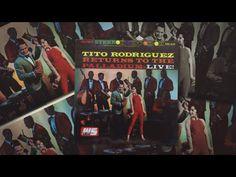 Tito Rodriguez Return to The Palladium LIVE CD MIX