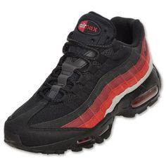 free shipping 4623a 239b6 Nike Air Max 95 Men s Running Shoe Black Neutral Grey Varsity Red
