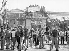 polytehnio Nov 1973 Athens