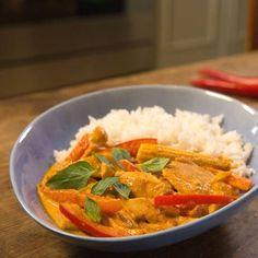 Thai-Curry mit Hähnchen | BRIGITTE.de