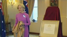 Wallenberg is made an honorary Australian citizen, the first person to receive such an honour.  World War II hero honoured in Canberra by the Governor General.