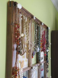 framed jewelry♥