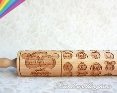 Disney Tsum Tsum rolling pin is perfect for holiday baking