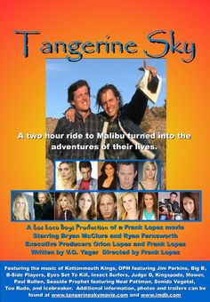 Tangerine Sky 2009