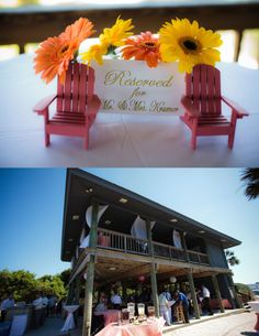 Folly Beach Weddings l Pelican Watch Shelter l Blog