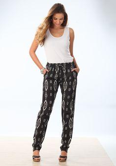 Batik Printed Pants