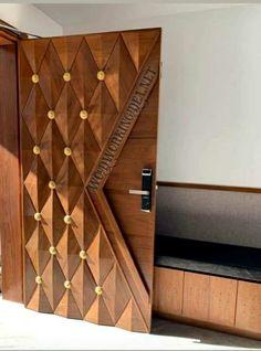 Single Main Door Designs, House Main Door Design, Grill Door Design, Room Door Design, Door Design Interior, Modern Entrance Door, Main Entrance Door Design, Wooden Front Door Design, Home Entrance Decor