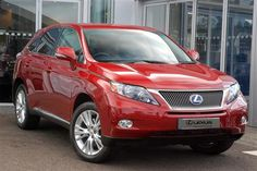 Used Lexus RX RX 450h WANT!!!