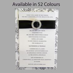 Running out of wedding invitation ideas?  This style of invitation can be modified to suit your needs. Available in more than 50 colours.www.kardella.com Wedding Card Messages, Wedding Poems, Wedding Readings, Wedding Music, Wedding Veils, Wedding Cards, Wedding Speeches, Wedding Wishes, Red Wedding