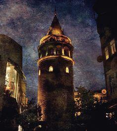 Galata tower - null