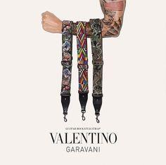Blog da Patty Pessutti: Bolsas com straps estilizadas são apostas do Valen...