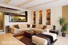 """Képtalálat a következőre: """"lakás színek"""" Interior Design Living Room, Living Room Designs, Room Interior, Living Rooms, Dream Home Design, House Design, Tv Wall Decor, Living Room Inspiration, My House"""