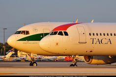 https://flic.kr/p/yMnd8d   MIA.11.02.25_0260_awp   # Alitalia Boeing 767-3S1/ER EI-DDW (cn 26608/559) # TACA Airbus A320-233 N498TA (cn 3418)