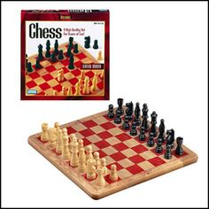 Start the kids early on this classic strategy game and you just may find a prodigy on your hands!