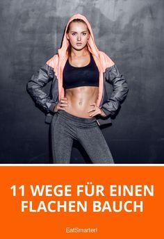 11 Wege für einen flachen Bauch | eatsmarter.de