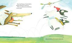 Baabwa & Wooliam: A Tale of Literacy, Dental Hygiene, and Friendship by David Elliott, illustrated by Melissa Sweet Two Best Friends, New Friends, David Elliott, Fractured Fairy Tales, Christian Robinson, Melissa Sweet, Book Reviews For Kids, Ya Novels, Dental Hygiene