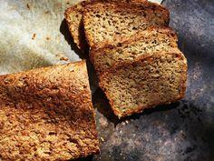 Lag skikkelig smørrebrød-brød til lunsjen.