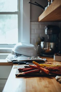 ginger carrot bisque from Gena Hamshaw/Food 52