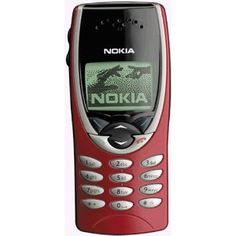 Nokia 8210... My 1st phone...!!! Loved it...!!!